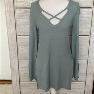 Tunic long sleeves